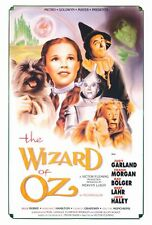 """THE WIZARD OF OZ"" Movie Poster [Licensed-New-USA] 27x40"" Theater Size  (1939)"