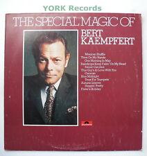 BERT KAEMPFERT - The Special Magic Of .... - Ex Con LP Record Polydor 2489 094