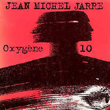 CD Single Jean-Michel JARRE Oxygene 10 2 remixes CARD S