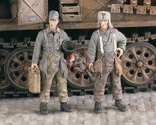 Verlinden Productions 1/35 German Tank Mechanics WWII (2 Figure) 2093
