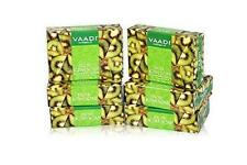 Vaadi Herbals Super Value Exotic Kiwi Soap with Green Apple - 75g ( Pack Of 6 )