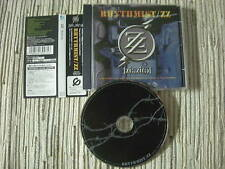 CD J-POP ZZ -RHYTHMIST- JAPAN POP MUSIC USADO BUEN ESTADO