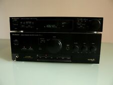 TECHNICS SU-X320 STEREO AMPLIFICATORE NEW CLASS A TURNER  ST X302L VINTAGE