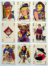 1985. 'CORRESPONDANCES' p/cards. Grimaud. France. Artist: LAURENCE CAIAZZO