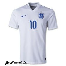 Nike England Rooney Home Soccer Jersey Mens 2XL Gym Casual Training New