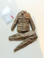 Albert Brown - Uniform & Badges - 1/6 Scale - DID WWI British Dragon in Dreams