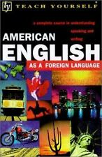 Teach Yourself American English : As a Foreign Language-ExLibrary
