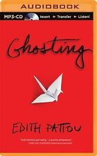 Ghosting by Edith Pattou (2014, MP3 CD, Unabridged)
