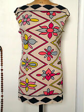 Rare vintage 1960s Pucci top/mini dress
