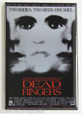 Dead Ringers FRIDGE MAGNET (2.5 x 3.5 inches) movie poster david cronenberg