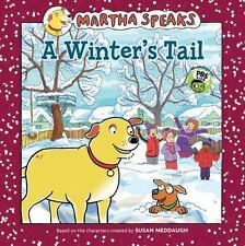 Martha Speaks: A Winter's Tail by Susan Meddaugh (2011, Paperback)