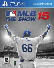 NEW MLB 15: The Show (Sony PlayStation 4, 2015)