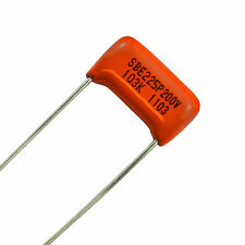 Sprague Orange Drop Capacitor .01uf for Strat Tele Gibson Etc..