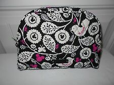 VERA BRADLEY NEW WITH TAG DISNEY BIRDIE MEET MICKEY LARGE COSMETIC