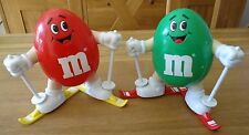 M&M COLLECTABLES SKIING FIGURES.