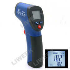 CEM Non-Contact IR Infrared Digital Temperature Gun Thermometer Laser Point