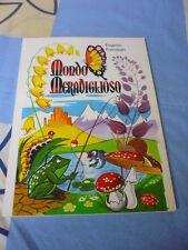 MONDO MERAVIGLIOSO EUGENIO FORNASARI edizioni paoline