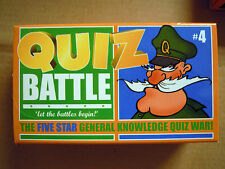 QUIZ BATTLE THE TRAVEL QUIZ GAME AGE AROUND 9+ CARS HOLIDAYS ETC 2 PLAYERS/TEAMS