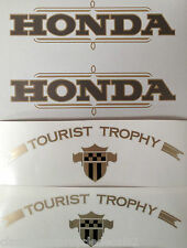 Honda Gb500 gb500tt restauración Decal Set 2