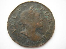 United States 1760 Voce Populi contemporary forgery Halfpenny