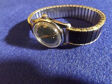 32mm Titoni Airmaster 21 jewel automatic watch with NOS vintage band