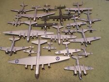 US ARMY AIR CORPS Aircraft Collection II: (22) Built and Painted, 1/144 Scale