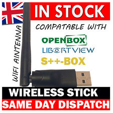 OPENBOX WIFI USB ANTENNA v8s v5s v8s libertview F5 F5S F3S X3 X5 STICK WIRELESS