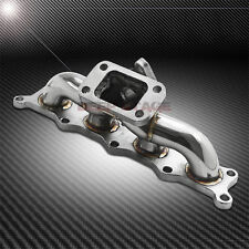 T3 STAINLESS RACING TURBO MANIFOLD EXHAUST FOR 97-06 AUDI A4 B5 B6/VW PASSAT 1.8