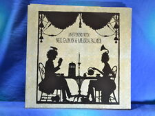 Neil Gaiman & Amanda Palmer - An Evening with..., 2x LP, neu/OVP