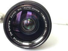 Objektiv für Olympus OM: Zuiko MC Auto-Zoom, 1:3,6 / 35-70 mm, guter Zustand