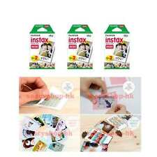 6 Pack Fujifilm Instax Mini Film 60 Pcs 90 8 25 7S 100 55i SP-1 Instant Camera