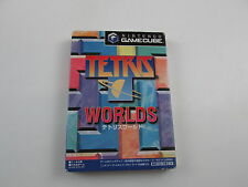 Tetris World Game Cube Japan Ver Gamecube