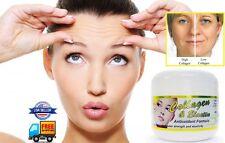 COLLAGEN ELASTIN VITAMIN E CREAM colageina antioxidant face lift crema Usa Made