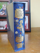 Folio Society Book - The Blue Fairy Book by Andrew Lang - Charles Sandwyk - New