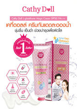 60ml Cathy Doll Karmart L-Glutathione Magic Cream Whitening Sunscreen SPF50