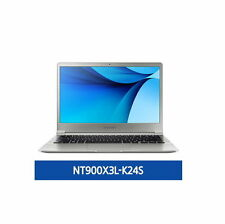 SAMSUNG Notebook 9 NT900X3L-K24S SILVER LIGHT WEIGHT