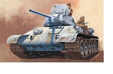 Italeri No.7008 T34/76 m42 Tank Kit  scale 1/72  New Boxed Free 1st class Post