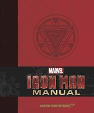 Iron Man Manual by Daniel Wallace (Hardback, 2013)