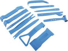 Kit d outils 12 pieces special automobile pour demontage des plastiques