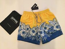 New w Tags & Bag Authentic Vilebrequin Moorea Yellow Swim Trunks - Men 3XL