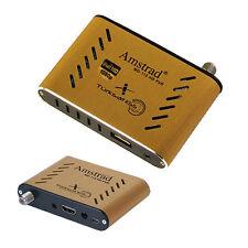 Amstrad MINI MD-115 HD USB PVR HDMI Mediaplayer 12v 230v Sat Receiver