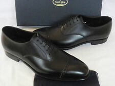 NEW Crockett & Jones BELGRAVE Handgrade Black Leather Shoes ALL SIZES RRP £500