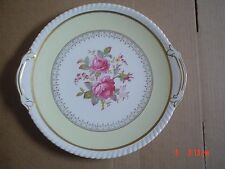 Johnson Brothers OLD ENGLISH Rose Design Cake Or Biscuit Plate