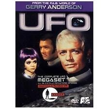 UFO - Megaset (DVD, 2003, 8-Disc Set) Gerry Anderson EXCELLENT Condition