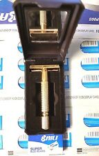Safety Double Edge Shaving Razor with 10 Razor Blades and Mirror Case FREE SHIP!