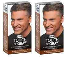 Just for Men Touch of Gray, Hair Treatment, Medium Brown-Gray T-35 (2 Pack)