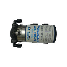 Sflo 100 GPD Booster Pump  for Domestic RO Systems