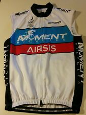 Capo Cycling Jersey - Moment Bicycles- Airsis Made in Italy Size S