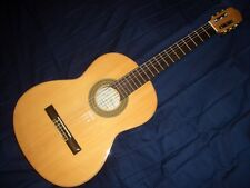WITH BONUS FOR ONE WEEK!! FLAMENCO GUITAR FROM FRANCE, BEAUTIFUL J. MARCARIO 40F