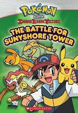 Pokemon Johto Chapter Book #2: The Battle for Sunnyshore Tower